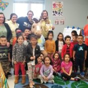 CCIC Collaborates with WCU Nursing Students to Visit Local Head Start Locations