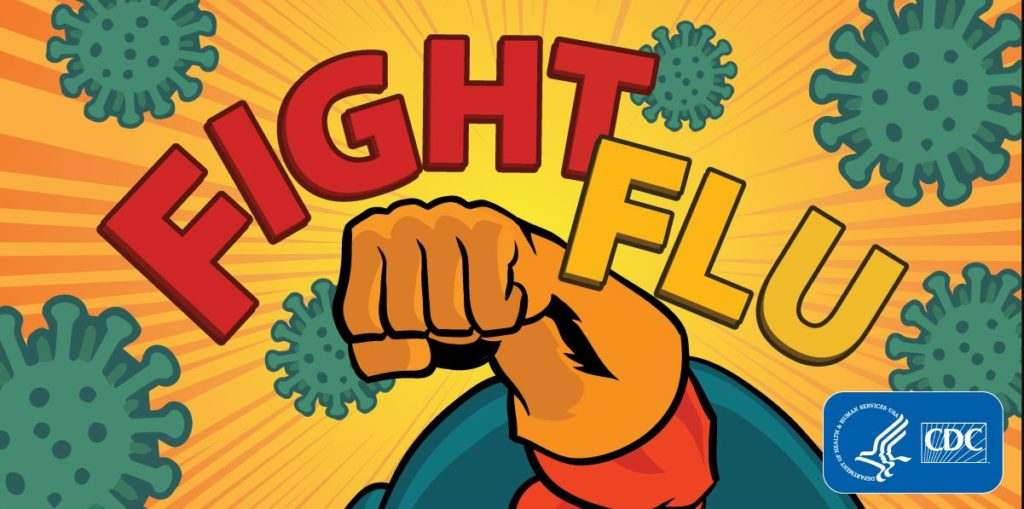 Fight Flu Banner