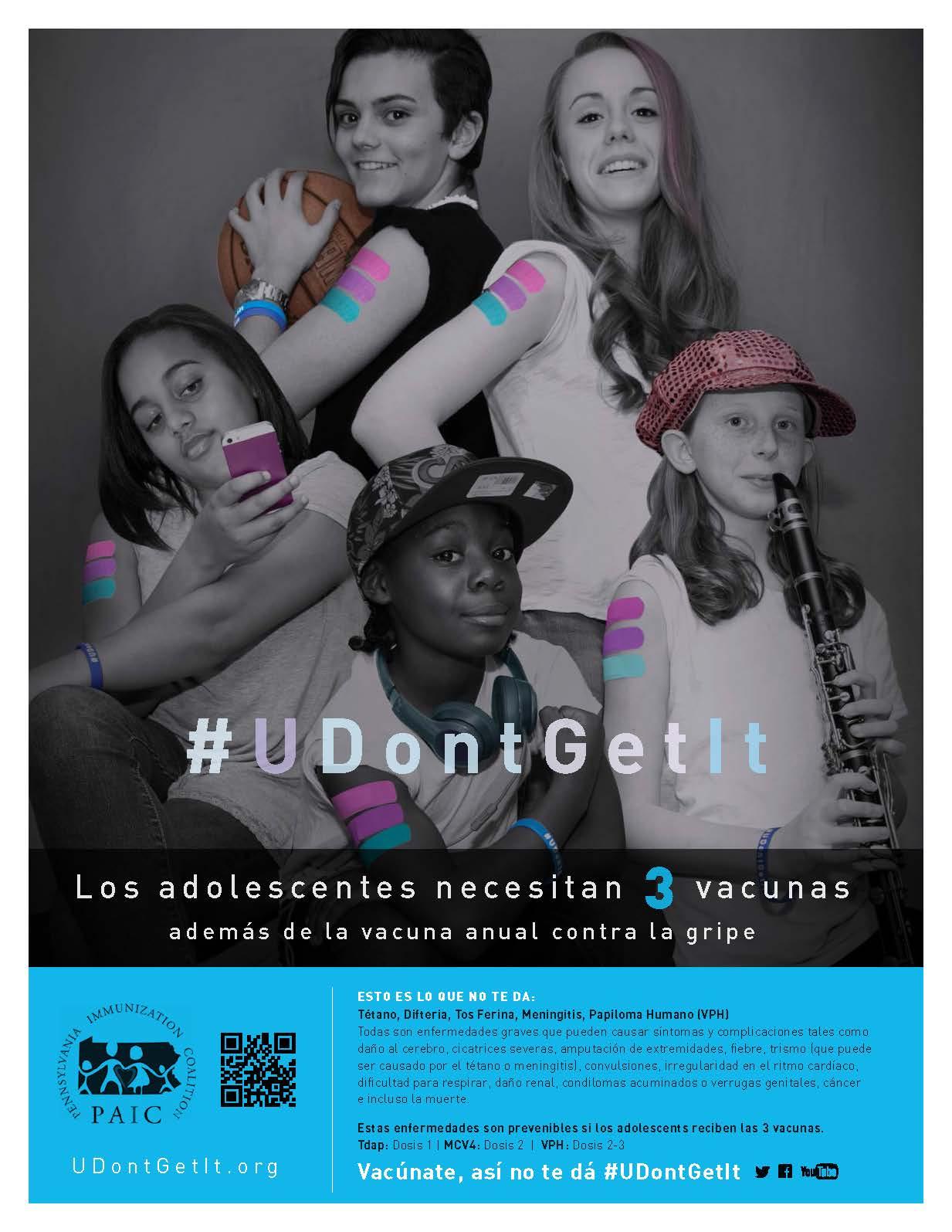 UDontGetIt – Pennsylvania Immunization Coalition