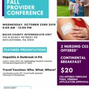 BCIC Fall Provider Conference